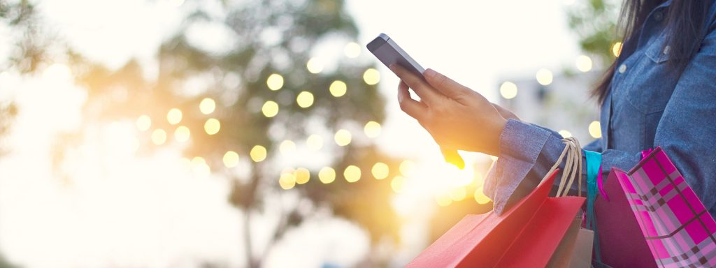 Mobile wallets create a safe, secure online shopping experience