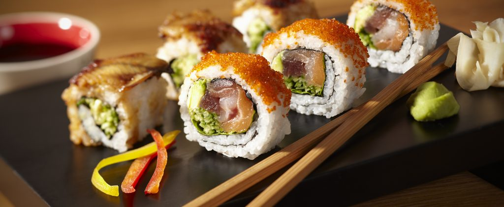 Active Sushi on Bree now has their own mobile wallet app with a built-in loyalty program