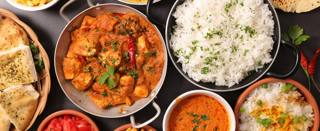 North and South come together at Bombay Blu Indian restaurant