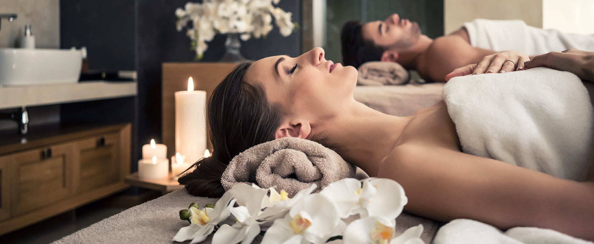 Experience the Midas Touch at Gold Leaf Spa!